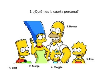 Practice with Spanish ordinal numbers