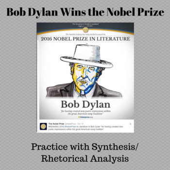 Practice with Synthesis— Bob Dylan Wins the Nobel Prize