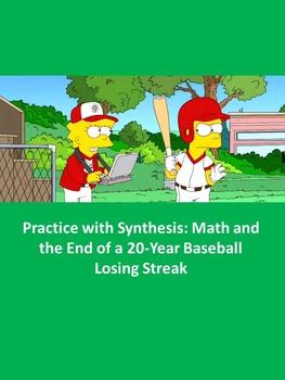 and the End of a 20-Year Losing Streak Big Data Baseball Miracles Math