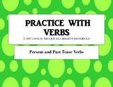 Practice with Verbs