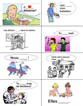 Practice with -er verbs