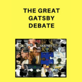 The Great Gatsby Debate: Practice with the Argument