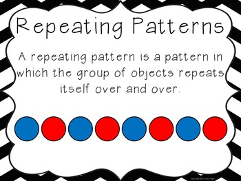Practicin' Patterns!  (Lesson plans, worksheets, teaching slides, and more!)