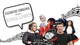 Practicing Figurative Language Through Song Lyrics (UPDATE
