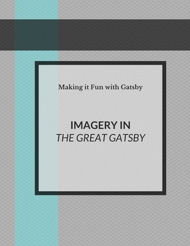Practicing Imagery with Gatsby