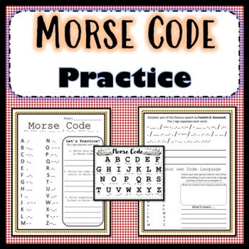 Practicing Morse Code