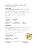 Muy vs. mucho and Bueno vs. Bien Worksheet (Sub Activity)