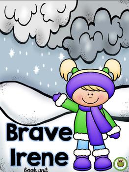 Brave Irene by William Steig Book Unit