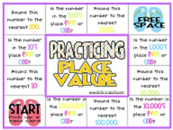 Practicing Place Value