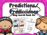 Practicing Predictions/ Practica de Predicciones bilingual