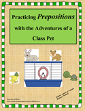 Practicing Prepositions with the Adventures of a Class Pet
