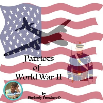 Heroic Stories of WWII: Non-Fiction Reading Passages and Printables