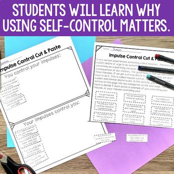 Practicing Self Control