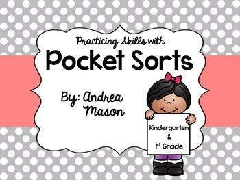 Practicing Skills with Pocket Sorts {K-1}