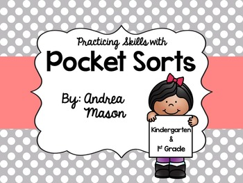 Practicing Skills with Pocket Sorts {K-1}