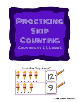 Practicing Skip Counting