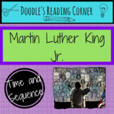 Practicing Time and Sequence with Martin Luther King, Jr.