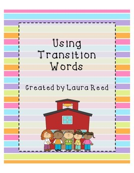 Practicing Transition Words