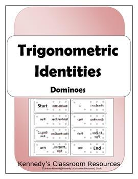 Practicing Trigonometric Identities - Dominoes