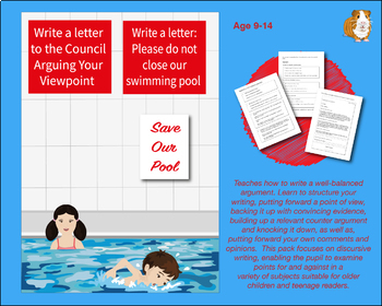 Practise Writing A Balanced Argument In A Letter (9-14 years)