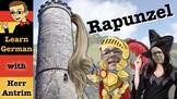 Präteritum with Rapunzel