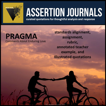 Pragma: Assertion Journal Prompts for Analysis & Argument