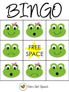 Pragmatic Language Bingo: Emotion and Gender Matching