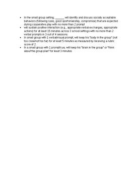 Pragmatic Language Goals & Objectives