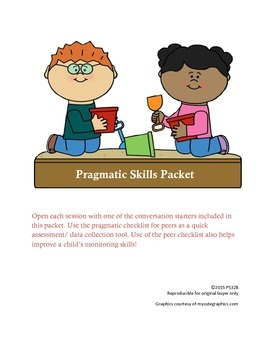 Pragmatic Skills Packet