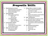 Pragmatic Skills