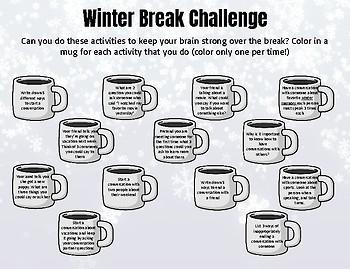 Pragmatic Winter Break Challenge