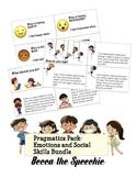 Pragmatics Pack: Emotions and Social Skills Bundle