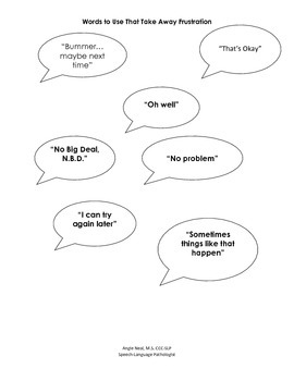 Pragmatics Social Skills Set