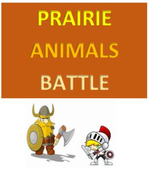 Praiirie Animals Battle