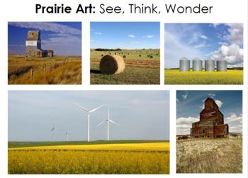 Prairie Art : Collage
