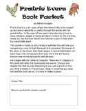 Prairie Evers Book Club Packet