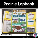 Prairie Lapbook for Early Learners - Animal Habitats
