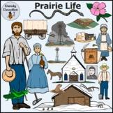 Prairie Life Clip Art