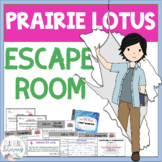Prairie Lotus Novel Study ESCAPE ROOM