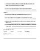 Prairie School Comprehension Worksheet