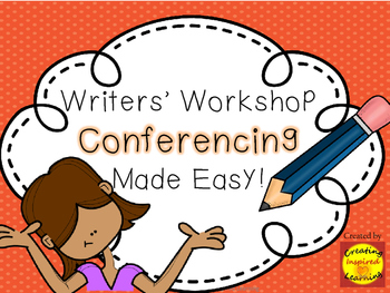 Writers' Workshop, Conferencing Made Easy!