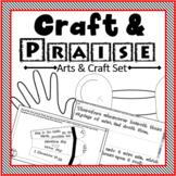 Praise and Worship Sunday School Lesson Arts & Craft Activity