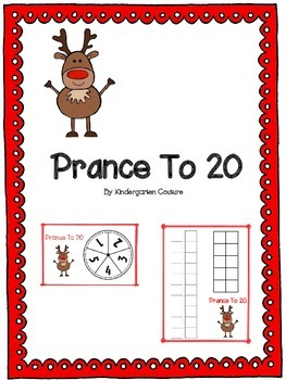 Prance To 20 - A Place Value Game