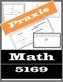 Praxis 5169 Mid Level Math Practice