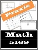 Praxis 5169 Mid Level Math Practice