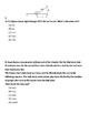 Praxis Math Content Practice Exam