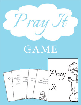 Pray It Game
