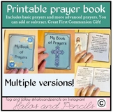 Prayer Book Printable