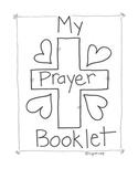 Prayer Booklet - the four types of prayer Christian/Catholic