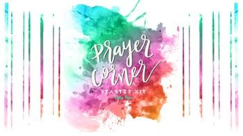 Prayer Corner Starter Kit